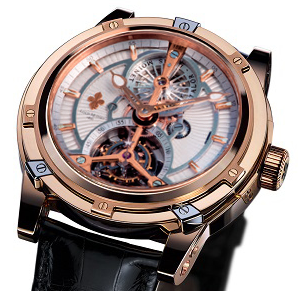 LM-35.50.65 Louis Moinet Tourbillon