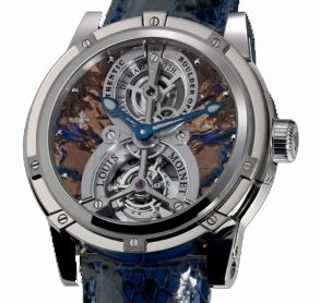 LM-14.70.33 Louis Moinet Tourbillon