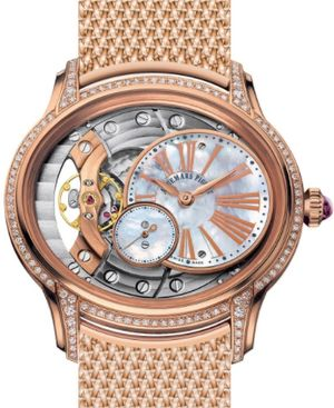 Audemars Piguet Millenary Ladies 77247OR.ZZ.1272OR.01