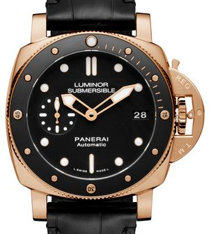 PAM00684 Officine Panerai Submersible