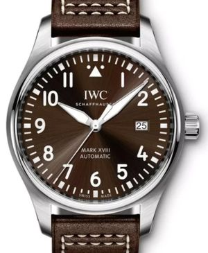 IWC Pilots Watches Classic IW327003