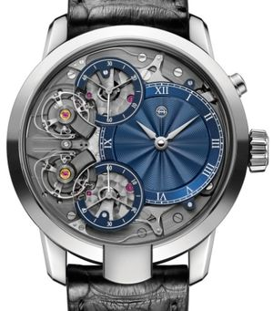 ST16-RW.05 Guilloche dial Armin Strom Resonance