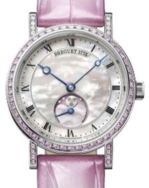 Breguet Classique 9085BB/5W/964/SS0S