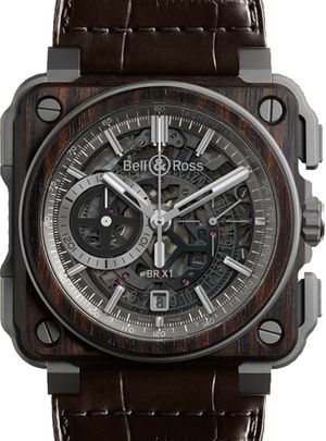 Bell & Ross BR-X1 BRX1-WD-TI