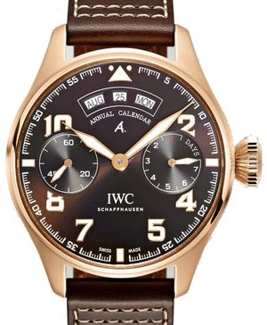 IWC Pilots Watches Classic IW502706