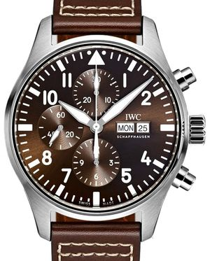 IWC Pilots Watches Classic IW377713