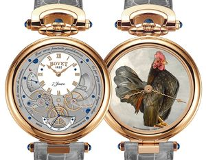 Bovet Fleurier Amadeo Complications AI43517