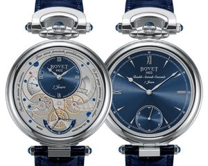 Bovet Fleurier Amadeo Complications AI43008
