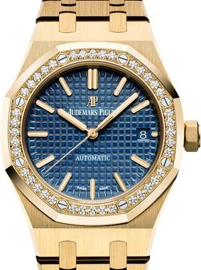 15451BA.ZZ.1256BA.01 Audemars Piguet Royal Oak Ladies