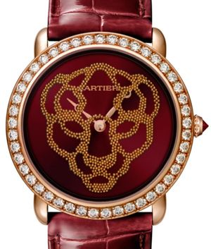 Cartier Creative Jeweled watches HPI01260
