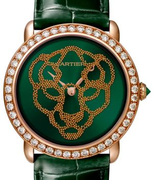Cartier Creative Jeweled watches HPI01261