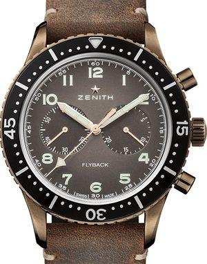 Zenith Pilot 29.2240.405/18.C801