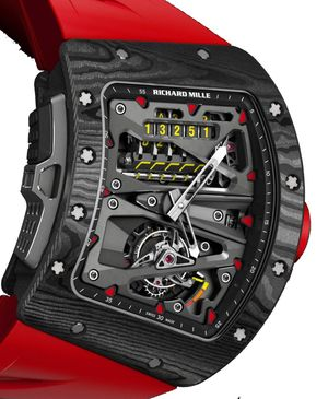 RM 70-01 Richard Mille Mens collectoin RM 050-068