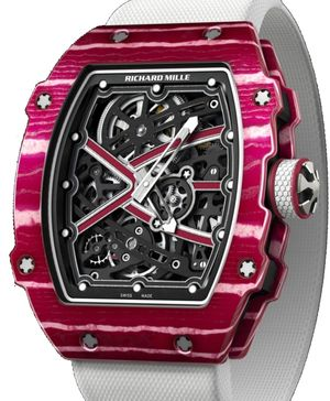 RM 67-02 Richard Mille Mens collectoin RM 050-068
