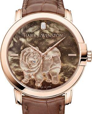 MIDAHM42RR003 Harry Winston Midnight Collection