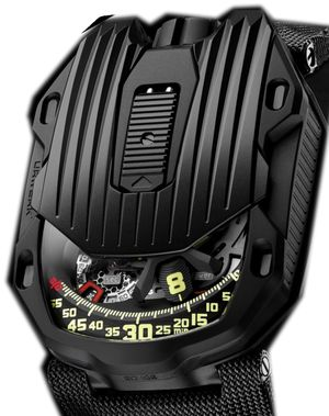 UR-105 CT KRYPTONITE Urwerk UR-105