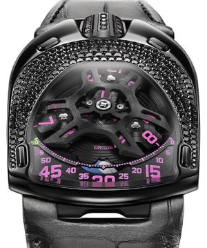 Urwerk 106 Lady Collection UR-106 Black Pink