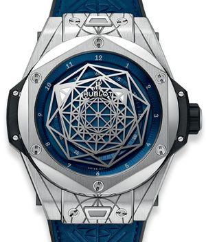 415.NX.7179.VR.MXM18 Hublot Big Bang Sang Bleu