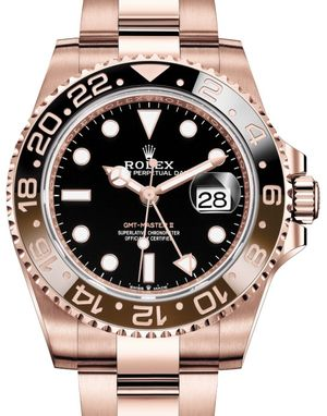 126715CHNR Rolex GMT-Master II