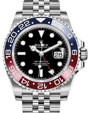 126710BLRO Rolex GMT-Master II