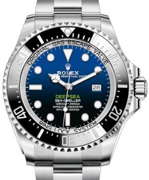 126660 D-blue Rolex Sea-Dweller