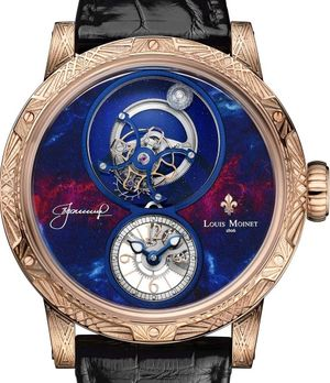 LM-62.50G.25 Louis Moinet Space Mystery