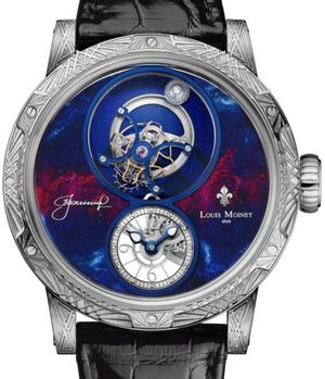 LM-62.70G.20 Louis Moinet Space Mystery