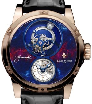 LM-62.50.25 Louis Moinet Space Mystery
