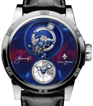 LM-62.70.20 Louis Moinet Space Mystery
