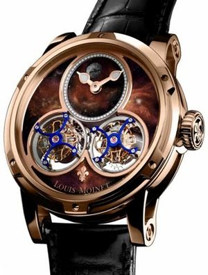 LM-46.50.15 Louis Moinet Sideralis