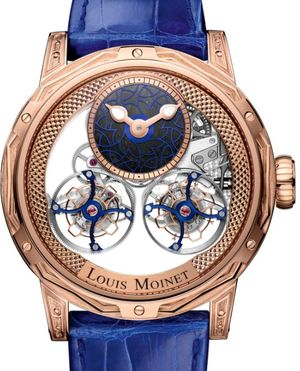 LM-52.50.AC Louis Moinet Sideralis
