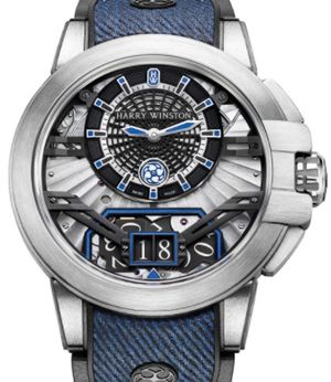 OCEABD42ZZ001 Harry Winston Project Z