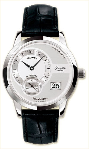 90-01-02-02-04 Glashutte Original Pano Collection