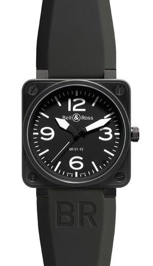 BR 01-92 Carbon Bell & Ross BR 01-92