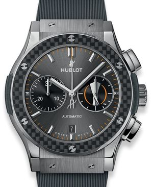 521.NQ.7029.RX.UEL17 Hublot Classic Fusion Chronograph