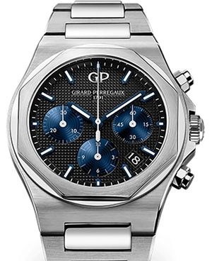 81040-11-631-11A Girard Perregaux Laureato