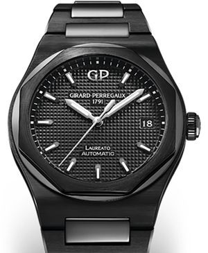 81005-32-631-32A Girard Perregaux Laureato