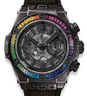 411.JB.4901.RT.4099 Hublot Big Bang Unico 45 mm