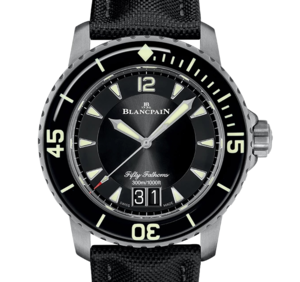 5050-12B30-B52A Blancpain Fifty Fathoms