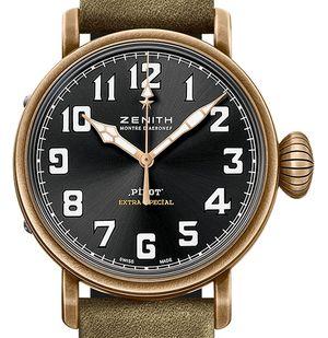 Zenith Pilot 29.1940.679/21.C800