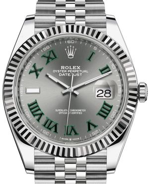 Rolex Datejust 41 126334 Slate