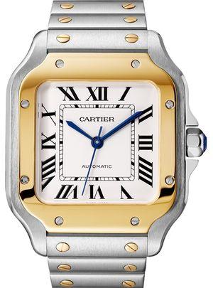 W2SA0007 Cartier Santos De Cartier
