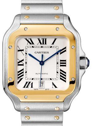 W2SA0006 Cartier Santos De Cartier