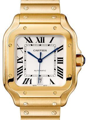 WGSA0009 Cartier Santos De Cartier