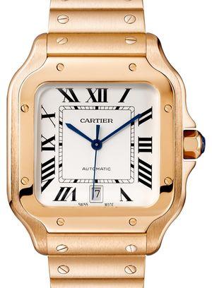 WGSA0007 Cartier Santos De Cartier