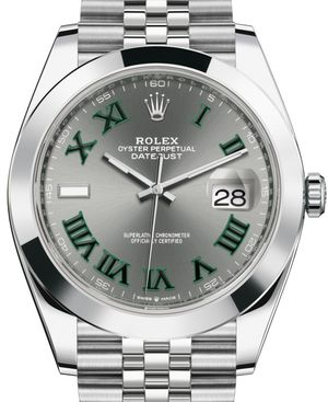 Rolex Datejust 41 126300 Slate