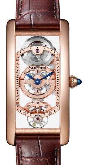 WHTA0008 Cartier Tank