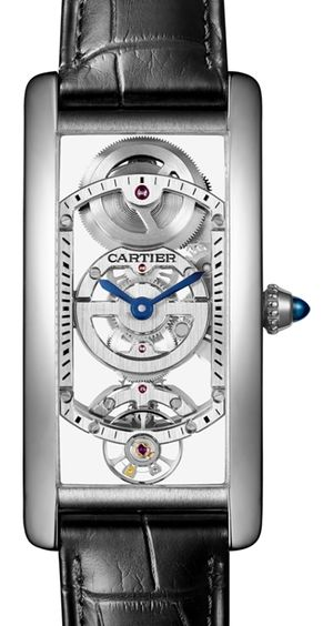 Cartier Tank WHTA0009