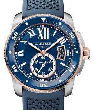 Cartier Calibre de Cartier W2CA0009