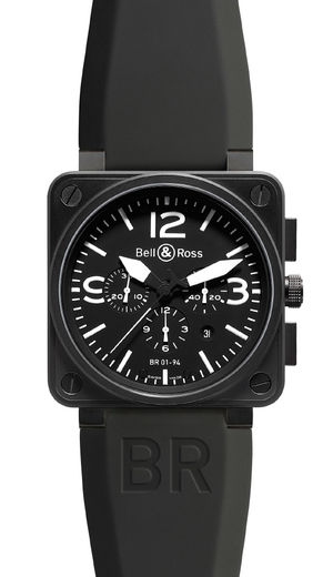 BR 01-94 carbon Bell & Ross BR 01-94 Chronograph